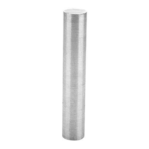 Varilla de metal de magnesio, barra de elemento de magnesio para calentar en campamentos salvajes y exteriores de alta pureza 99,99%(18mm*100mm)