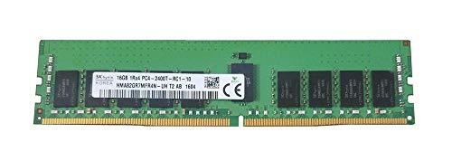 SK Hynix HMA82GR7MFR4N-UH 16GB 2400MHz Memoria ECC registrad