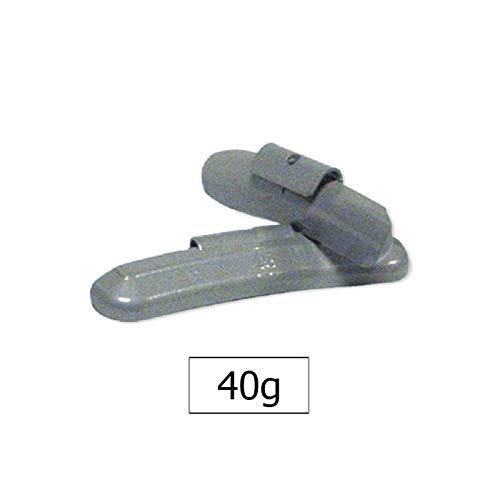 JBM 50767 Masse d'Equilibrage Jante Universel, Zinc, 40 g