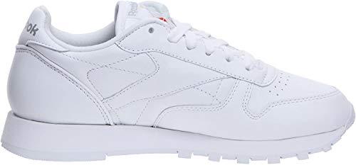 REEBOK WMNS Classic Leather Damen Sneaker Freizeit Schuh Sport Schnürer weiß 36