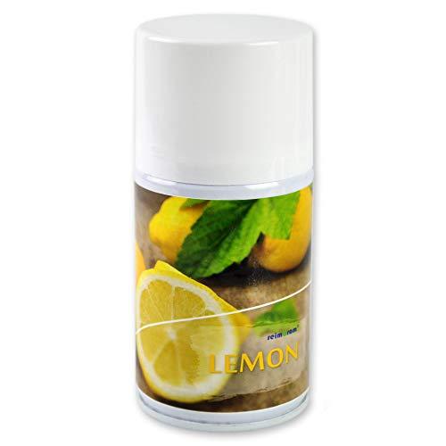 Duftspray Lemon 250 ml mit leckerem und natürlichem Duft nach Zitronen