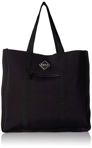 Roxy Let's Run Away Tote, anthracite
