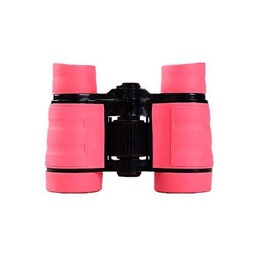 Kabinga 1, uniseks, volwassenen, antislip rubberen handvat, telescoop met verrekijker voor kinderen, poeder, L