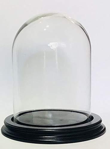 Euro Glass Angelo Campana De Cristal Alta 19 cm