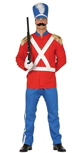 Fiestas Guirca Blei Soldat Kostüm Nussknacker Soldat Blechmann