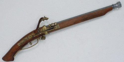 DENIX(デニックス) 火縄銃種子島 ポルトガル伝来 1543年モデル 全長65cm [1272]