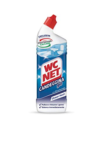 Wc Net Candeggina, 700 ml, Fraganze Assortiti