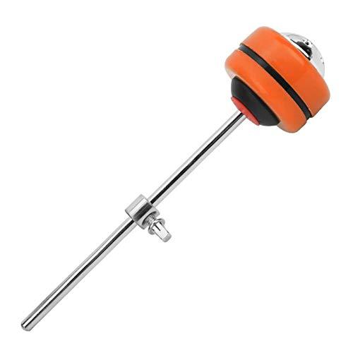 Martillo de percusión ligero y práctico para los amantes de la batería(orange)