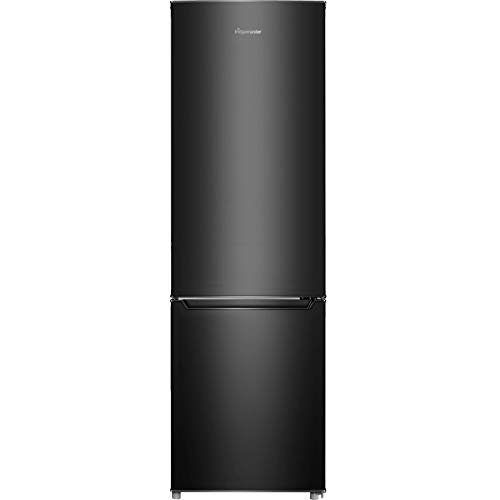 Fridgemaster MC55264AB 264 Litre Freestanding Fridge Freezer 70/30 Split A+ Energy Rating 56cm Wide - Black