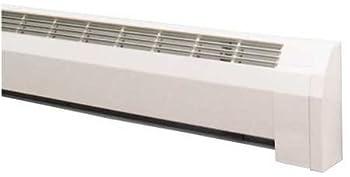 24-3/4  Hydronic Baseboard Heater White