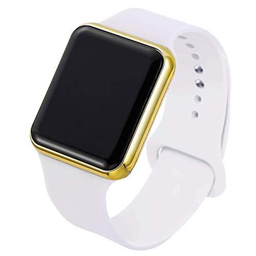 N-B Reloj deportivo y de ocio electrónico reloj de silicona digital reloj señoras hombres niños lindo reloj reloj reloj reloj