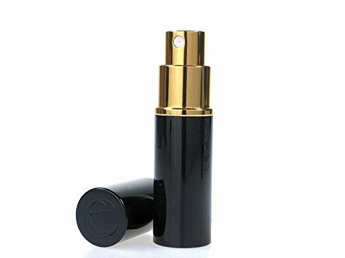 The Essential Atomizer Co. Parfum de qualité pour l'après-rasage Atomiseur de poche pour le sac à main et Voyage, 8ml, inclut l'entonnoir. Avec boîte cadeau