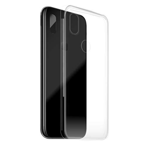 KSTORE365 Funda para Xiaomi Redmi S2, Carcasa Silicona Transparente, Protector De Goma Blanda, Cover Caucho, Gel TPU para Xiaomi Redmi S2