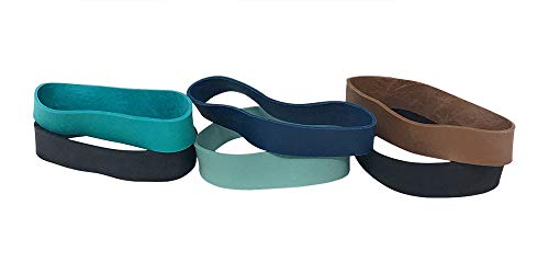 Grand Band Replacement Bands- Small Multi Color 12 PACK