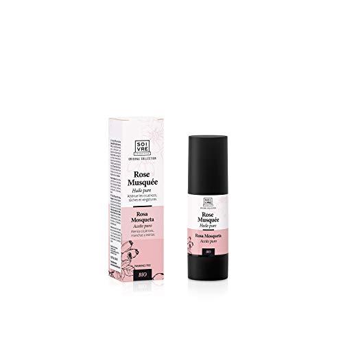 Soivre Cosmetics, Aceite 100% puro Rosa Mosqueta. Airless. 30 ml.
