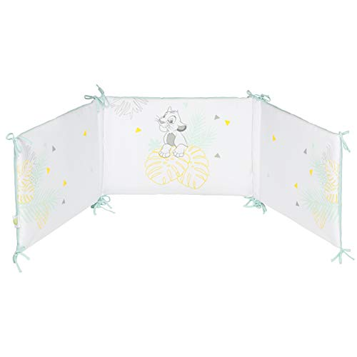 Babycalin Tour de Lit adaptable - Roi Lion