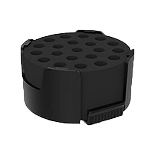 RWQRWQ Mini Vortex Mixer, 0-3000 U/Min Labor Vortex Shaker Mit Einstellbarer Geschwindigkeit, 100-240V20W Effizientes Mischen, Jog/Continuous, FüR Labor, Farbmischen,m2