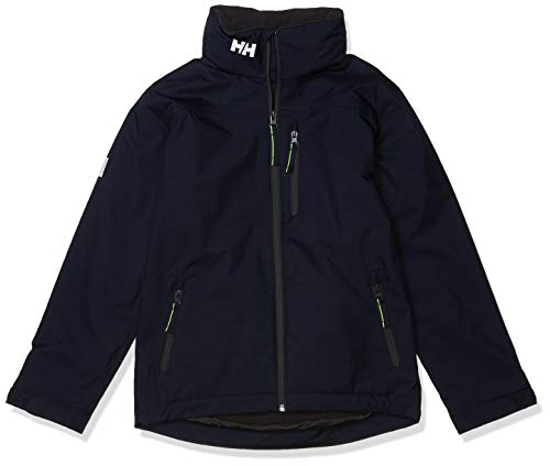 Helly Hansen Unisex Kids Jr Crew Midlayer Jas