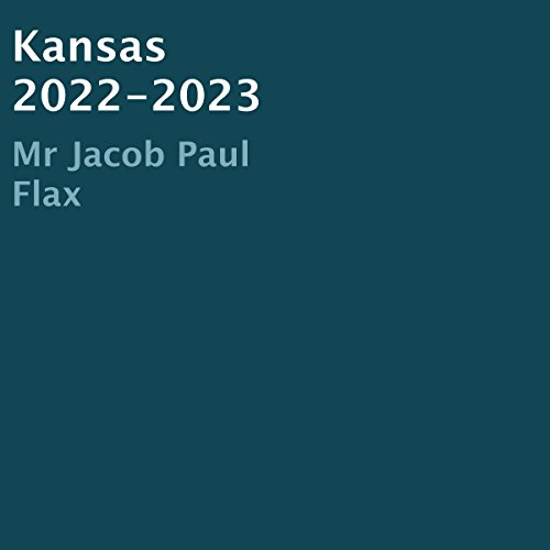 Kansas 2022-2023 cover art