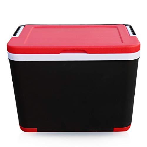 28 Liter Kühlbox,mit Hartschale, Deckel und Liner | Langlebige Eiskiste mit doppelt isolierten Wänden | Geschenk für Golf im Freien, Camping, Picknick, Seefischerei