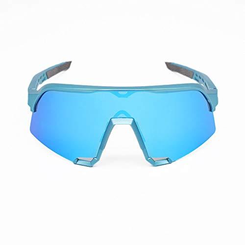 WJBABJ Ciclismo Gafas Gafas de Ciclismo Running UV400 Bicicleta Gafas de Sol Hombres Mujeres Pesca al Aire Libre Deportes Montaña Carretera Bicicleta Gafas
