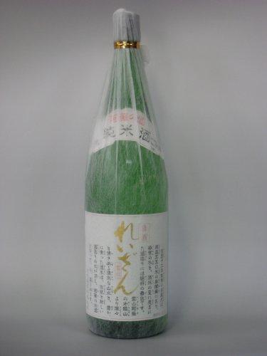 阿蘇の酒 れいざん 純米酒 1.8L
