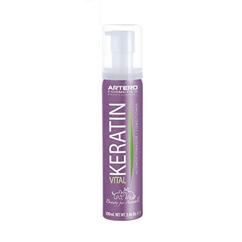 Artero Keratín Vital Acondicionador para Perros y Gatos. (100 ml)