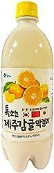 Woorisool Sparkling Jeju Tangerine Makgeolli - Korean, 750 ml