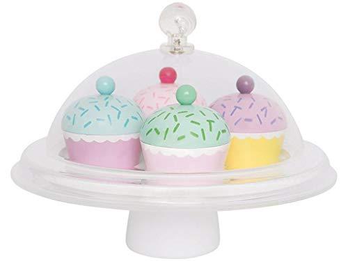 JaBaDaBaDo W7113 Cupcakes, Mehrfarbig