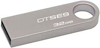 Kingston Kingston Digital DataTraveler SE9 32GB USB 2.0 Flash Drive (DTSE9H/32GBZ)
