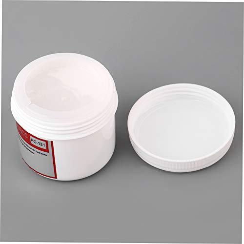 gfjfghfjfh High Performance 100g Weiß Wärmeleitpaste Grafikkarte Kühlschmierfett Silikon Paste für CPU-Kühler