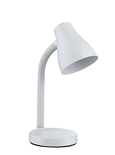 Action tafellamp 1-lamp, Reyk, 1x E27/15 watt, 230 volt, hoogte: 35 cm/diameter 14 cm