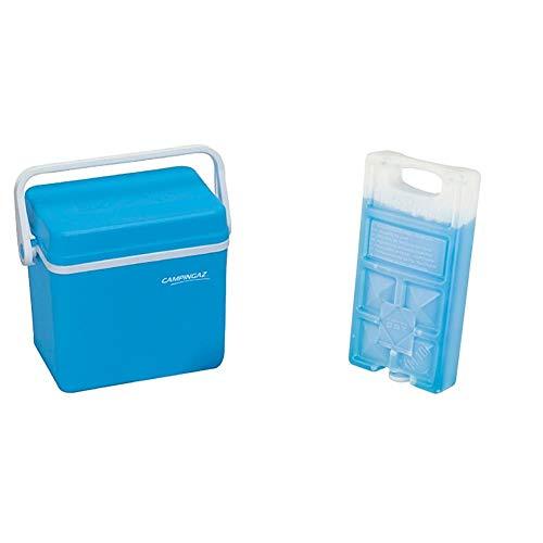 Campingaz 22254 Nevera Flexible, Azul, 17 l + 9377 Acumulador Frio, Unisex, Azul, 18 x 9 4 x 3 2 cm