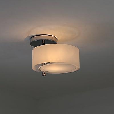 NATSEN Modern Ceiling Light Flush Mount Ceiling Light Fixture for Dining Room Living Room Bedroom
