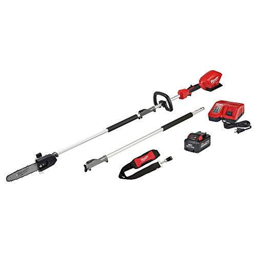 Milwaukee 2825-21PS M18 Fuel 10 in. Pole Saw Kit w/Quik-LOK
