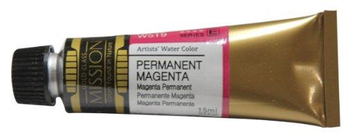 Mijello Mission Gold Water Color, 15ml, Perm Magenta