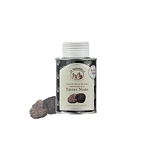 La Tourangelle Huile de Truffe Noire 125ml 0.12 kg