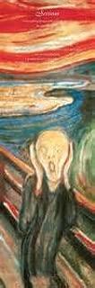 Edvard Munch The Scream Art Print Poster 12 by 36