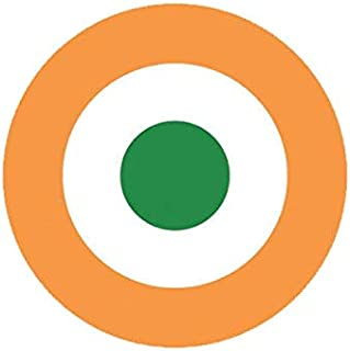 ION Graphics Magnet Indian Air Force Roundel Magnetic Vinyl India IAF IND in 5