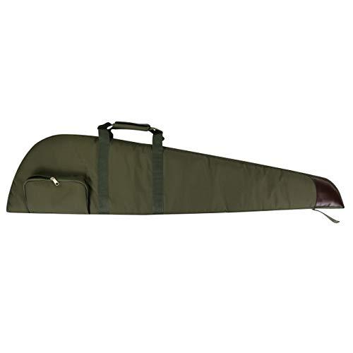 RIVERSIDE Green EX-Pro 2 Deluxe - Funda para Rifle de Aire (52 Pulgadas), Color Verde