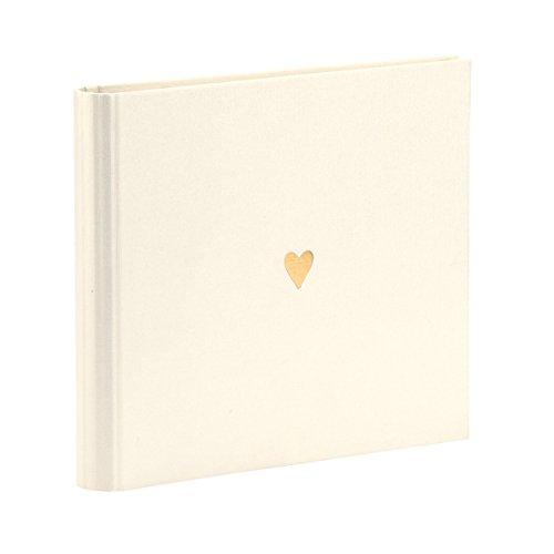 Rössler Papier - Serie Pure Love, Brilliant - Gäste-/Fotobuch Symbol
