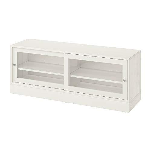 IKEA 203.910.50 Havsta - Armario con Base, Color marrón Oscuro