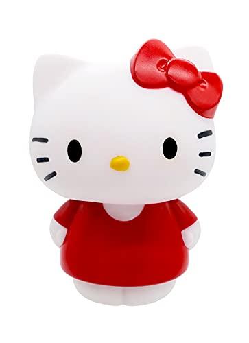 TEKNOFUN Hello Kitty lampe LED avec Télécommande Rouge