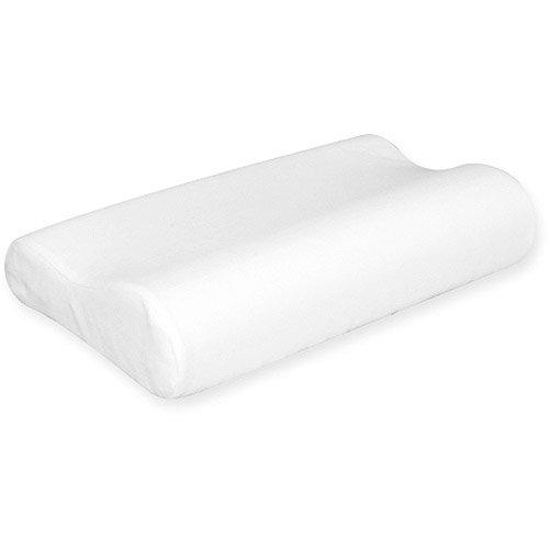 mainstays pillow side sleepers Mainstays Memory Foam Standard Contour Pillow