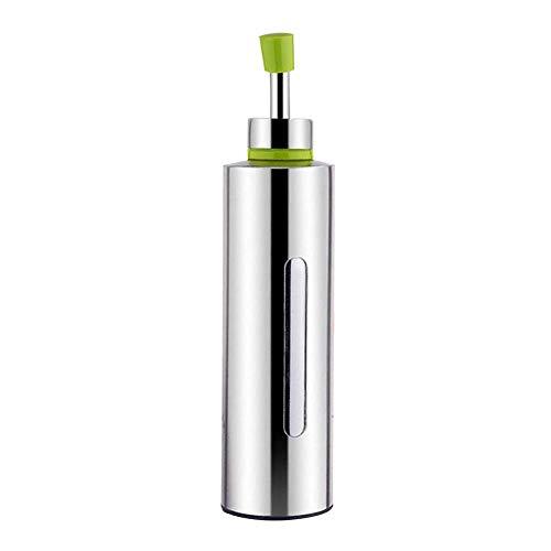 Ankamal Elec Bouteille d'huile d'olive saine et antirouille, tout en matériau de qualité alimentaire, 250 ml