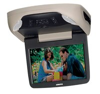 "Audiovox 10.1"" Hi-Def Monitor With Built-In DVD Player"