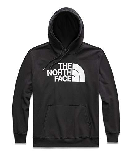 The North Face Men's B Half Dome Pullover Hoodie, TNF Black, 2X