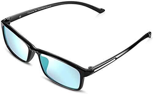 Drohneks - Gafas de color rojo y verde para conductor, gafas correctivas para hombres y mujeres, corrige eficazmente la debilidad del color