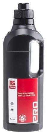 RS PRO Grey 3D Printer Resin, 1kg