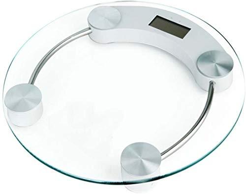 tempo di saldi Bilancia Pesapersona Digitale in Vetro con Portata di 150 kg E Display LCD
